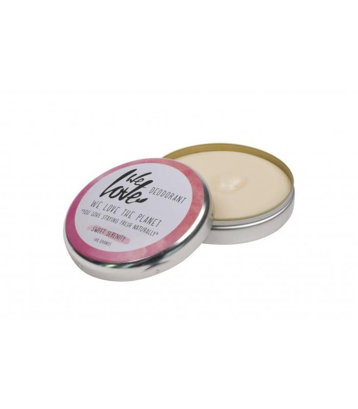 We Love The Planet Dezodorant w kremie SWEET SERENITY - 48g