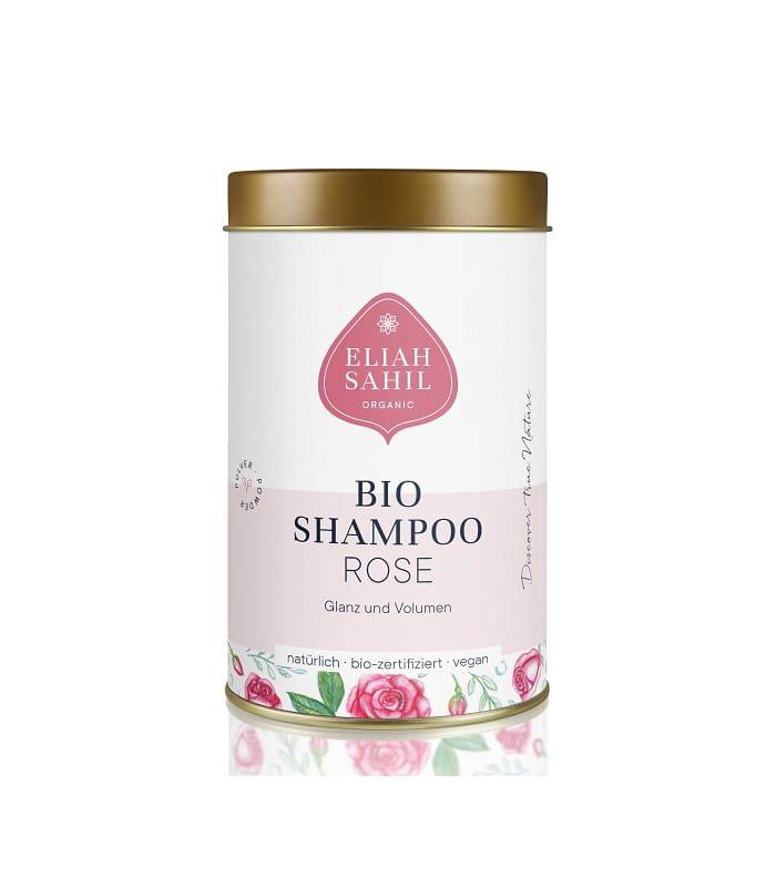 Eliah Sahil Organiczny szampon w proszku Rose 100g