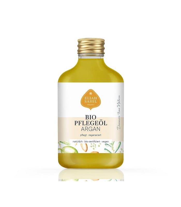 Eliah Sahil Pielęgnacyjny olejek Arganowy do skóry i włosów - 100ml